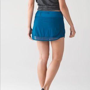 Lululemon Hotty Hot Skirt